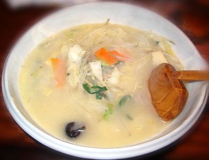 湯麺タンメン