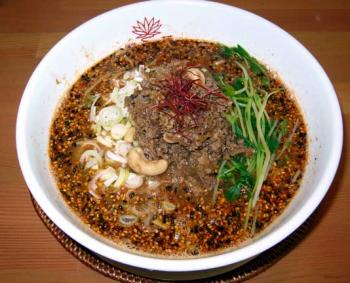 翠蓮坦々麺