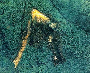 日航ジャンボ機123便墜落20年