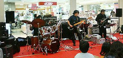 JAZZバンド