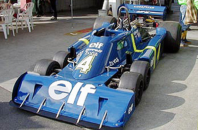タイレルP-34