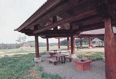 宇根山家族旅行村キャンプ場