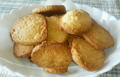 豆乳クッキー