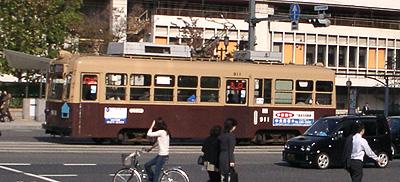 元大阪市電