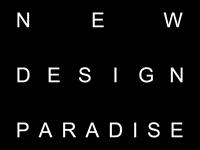 ニューデザインパラダイス:ロゴ