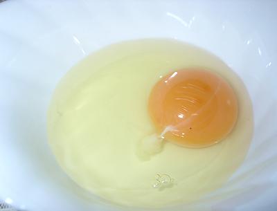 ヨード卵光(生卵)