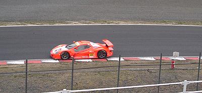 GT300クラス:ガヤルド