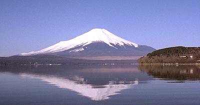 日本一の山:富士山