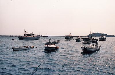 鞆の浦:港風景2