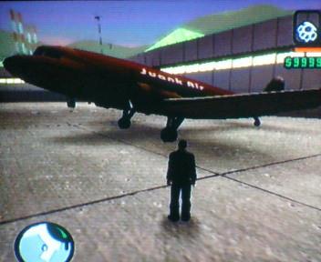 大型飛行機