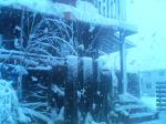 070107雪の中のスーホカフェ