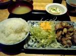 塩焼き定食[鳥ZEN亭]