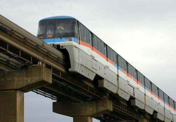 東京モノレール羽田線だコノヤロー