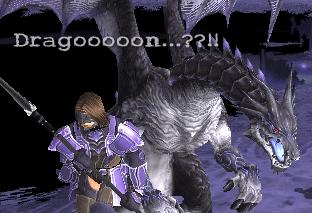 Dragoon・・・?