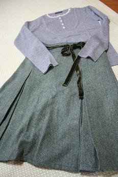 リンダママの秋服