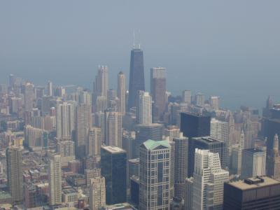 これも摩天楼!