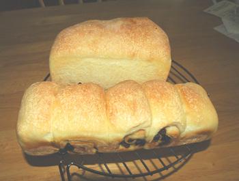 冷蔵発酵のパン
