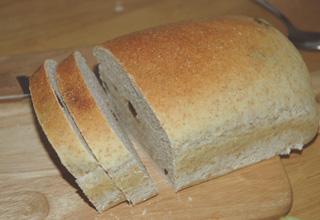 全粒紛のパン