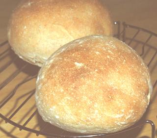 銀杏のパン