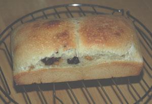 自家製ピール入りパン