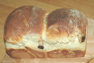 エビオス酵母のパン