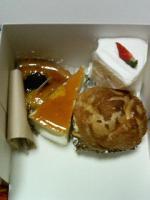 ケーキ@ぷちど?る