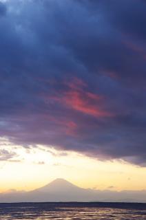 20070311 和田長浜 富士山