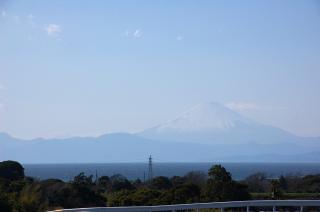 20070312 高円坊 富士山