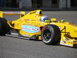 F1カー アップ