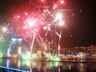2007燈曾の花火