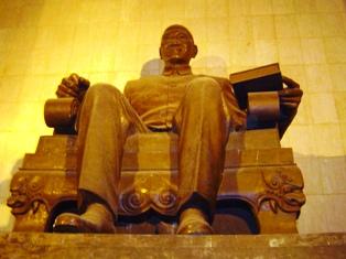 蒋介石像2