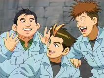 父と本田と石橋