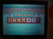神奇寶貝樂園釣魚大賽DS