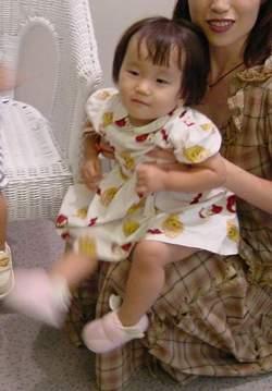 2004.9 BPH ハンカチ犬ワンピース.JPG