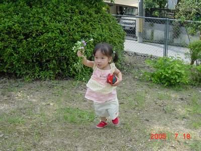 2005.7.19 お花、見て見て~.JPG