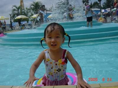 2005.8.24 東条湖プールにて.JPG