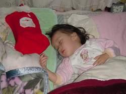 2005.12.24 寝るのんこ.JPG