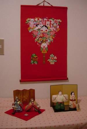 2005.12.31 お正月を迎える玄関.JPG