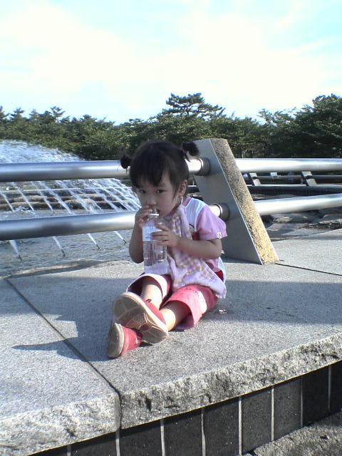 2006.6.20 のんこ浜寺公園にて