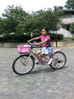2007.4 凪ちゃん自転車.jpg