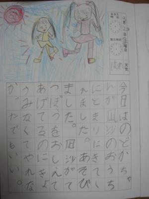 凪ちゃん日記