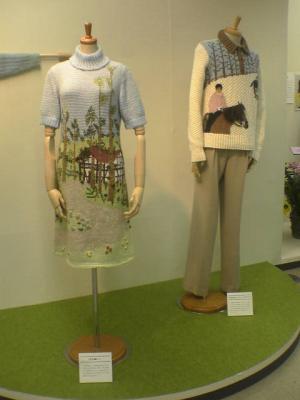 北海道のセーター1