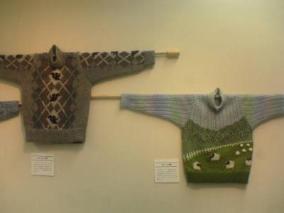 北海道のセーター2