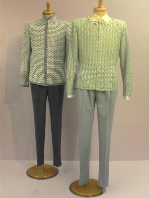 横浜中華街散策のセーター