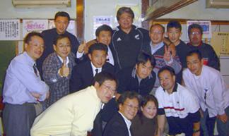 Rugby Clinick in Kawaguchi 012