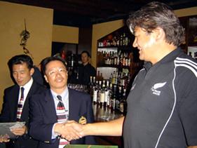 Rugby Clinick in Kawaguchi 011