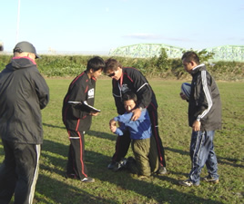 Rugby Clinick in Kawaguchi 007