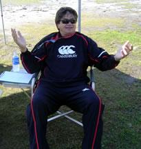 Rugby Clinick in Kawaguchi 001