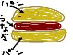 パンはパン うなぎはうなぎで食べましょう。