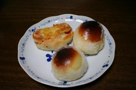 パン作り復習
